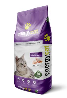 saco de pienso gatos energy cat