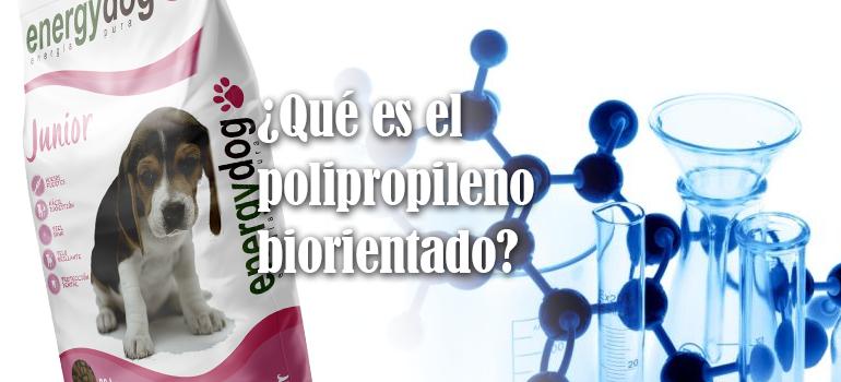 qué es el polipropileno biorientado BOPP