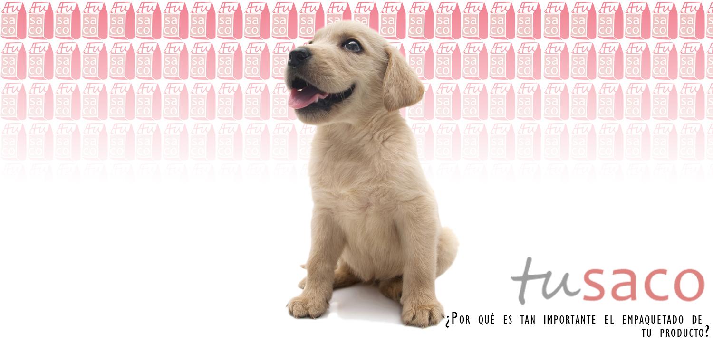 ¿Por qué es importante el empaquetado del pienso para perros?