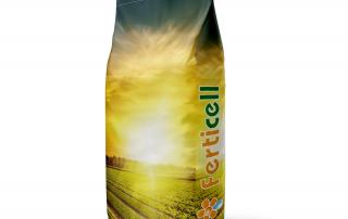 Ferticell saco en PE/PET, saco de fertilizante en alta calidad