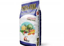 Vita-Fol abono de piensos Agrar. Saco en Polipropileno Biorientado (BOPP) con base rectangular