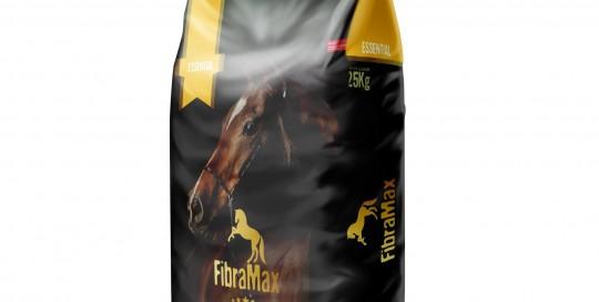 FibraMax Essential. Saco de pienso para caballos con base rectangular